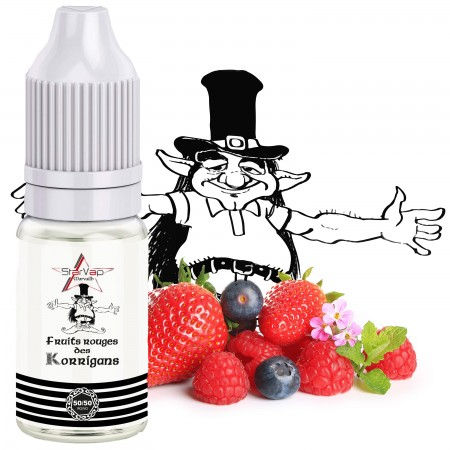 Fruits rouges des korrigans | 10ml