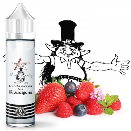 Fruits rouges des Korrigans | 50ml